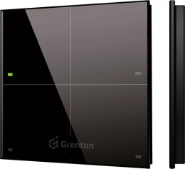 GRENTON TOUCH PANEL 4B, TF-Bus, czarny | TPA-204-T-01